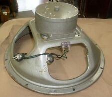 Magnavox ALNICO  15 inch Speaker Woofer - Needs Reconed  -  VINTAGE - METAL