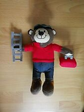 Bunnings  - Blake Bear Soft Plush Toy - 34.0 CM Tall