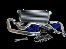Front mount intercooler Kit For Subaru WRX GDB 2001-2007 2006 EJ20/EJ25
