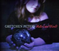 Gretchen Peters - Hello Cruel World [CD]