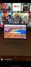 "Lenovo 10.1"" Chromebook Duet 2 in 1 MediaTek 2.0Ghz 64Gb Ssd 4Gb Ram + Cover"