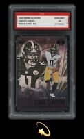 🌟2020 Chase Claypool Panini Illusions 1st Graded 10 Rookie Steelers RC Card🌟