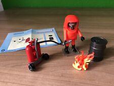 Playmobil 5367 Feuerwehr Spezialeinsatz Anleitung   A