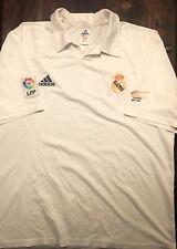 RARE REAL MADRID ZIDANE CENTENARIO 2002 JERSEY TRIKOT Ronaldo Raul Ramos