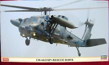 HASEGAWA  01965 UH-60J (SP) RESCUE HAWK LIMITED EDITION 1:72 NEU - HUBSCHRAUBER
