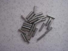 Distanziatore avvitati manica INT. filettatura M2 18mm; esagonale in acciaio x 10