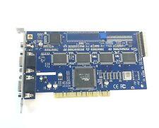 PLX Technology PCI6152-CC33PC 16 Channel PCI CCTV DVR Capture Card