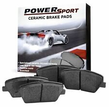 For 2008-2016 Smart Fortwo PowerSport Front Low Dust Ceramic Brake Pads