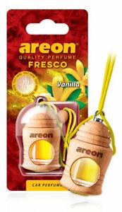 Areon Fresco Vanilla Car Air Freshener