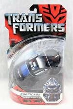 Transformers 2007 Movie Deluxe Class Premium Series Barricade MOSC