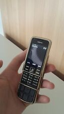 Nokia 8800 Arte Gold CROCODILE leather,100% genuine Korea 1gb,24h talked,VIP!