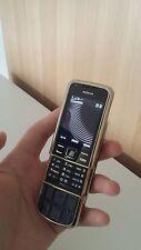 Nokia 8800 Arte oro in pelle di coccodrillo, 100% Autentico Corea 1gb, 24h ha parlato, VIP!