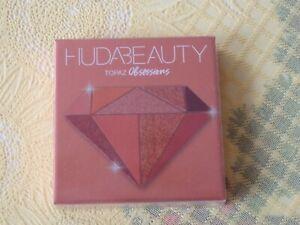 Huda Beauty  Topaz Obsessions  Eyeshadow Palette 9,9g  NEU  OVP