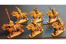 15mm Fantasy Dwarian Pony Cavalry with Spear and Shields (16 figures)