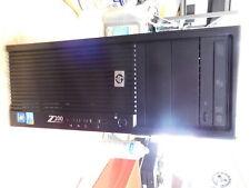 HP Workstation Z200 CMT Intel Core i5 3.2Ghz 8GB RAM 500GB HDD Win 10 Pro
