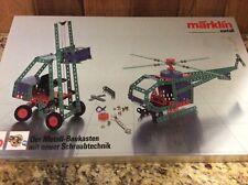 Marklin Metall Basic Set / Grundkasten m50 #1005