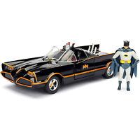 Jada Toys Classic Batmobile Batman Metals Die Cast Car Set NEW