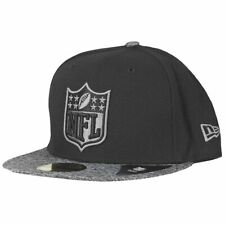New Era 59Fifty Fitted Cap - GREY II NFL Shield