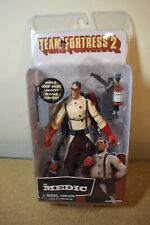"Neca TEAM FORTRESS 2 Series 4 Red THE MEDIC 7"" Action Figure BN INSTOCK"
