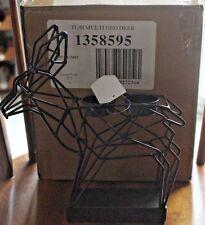 Yankee Candle Multi Tealight Holder Geometric Deer Metal Deer Tealight Holder