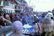 Henri Pescarolo & Gerard Larrosse Matra MS670B Winners Le Mans 1973 Photograph 1