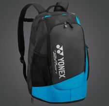 YONEX Pro BackPack Racket Bag 9812EX w/Shoe Compartment & Many Pockets, Blk/blue