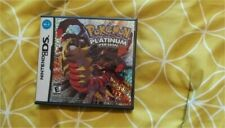 Pokemon Platinum Nintendo DS Video Game Brand New Sealed in Box