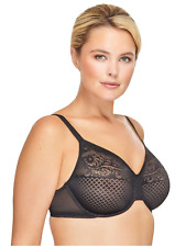 Wacoal Visual Effects Minimizer Bra  New w/oTags