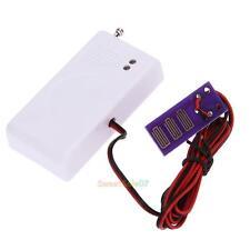 DC 12V Water Leak Wireless Water Level Sensor Alarm Alert Detector 433MHz±2KHz