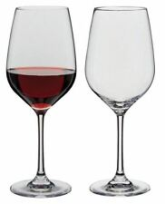 Cristalería de color principal rojo cristal para cocina, comedor y bar