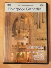 The Grand Organ of Liverpool Metropolitan Cathedral Ian Tracey All Region Dvd/cd
