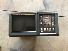 FANUC CRT DISPLAY A61L-0001-0093 With O-m Operator Panel