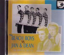 The Beach Boys vs. Jan & Dean | The 15 greatest hits | CD-Album