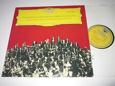 LP/TSCHAIKOWSKY/JEWGENIJ MRAWINSKIJ/Sinfonie 6 h/DGG LPM 18334
