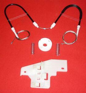 Para Peugeot 407 Elevalunas Kit de Reparación/Delantero Derecho