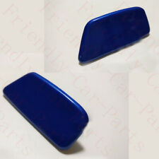2x For Subaru Forester 2008-2012 Car Blue LH+RH Headlight Cleaning Spray Covers