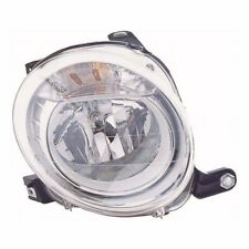 For Fiat 500 2008 Headlight Headlamp Lighting Replacement Uk Drivers Side O/S