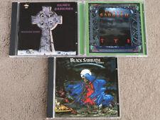 BLACK SABBATH - Headless Cross + Tyr + Forbidden - 3 CD SET