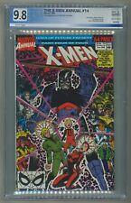 PGX 9.8 The X-Men Annual #14 1990
