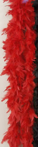 Child Feather Boa 14.8g Flapper Fancy Dress Halloween Costume Accessory 9 COLORS