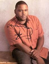 Anthony Anderson Transformers SIGNED 8.5x11 Photo COA