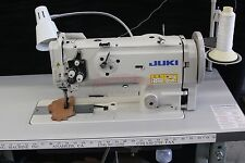 Juki 1508 Nh New Lockstitch K.D. Stand & Servo Motor 3/4hp
