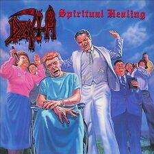 Spiritual Healing [Bonus Disc] by Death (CD, Nov-2012, 2 Discs, Relapse...
