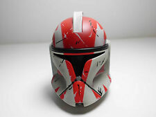 Sideshow 1/6 Star Wars Clone Clonetrooper Commander Ganch  EP2  Halmet