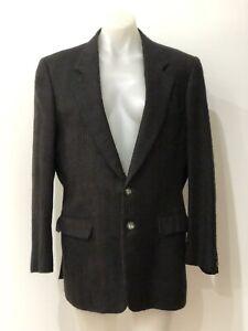 Vintage Ermenegildo Zegna Wool Jacket Sports Coat Size S-M