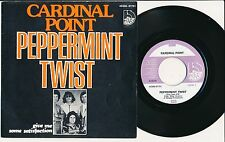 "CARDINAL POINT 45 TOURS 7"" BELGIUM PEPPERMINT TWIST (DE JOE DEE)"