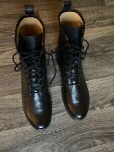 Frye Veronica Women's Black Boots 10 NWOT/Box