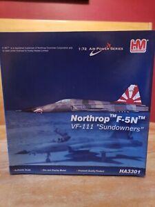 Hobby Master HA3301 Northrop F-5N VF-111 Sundowners 1:72 NEW IN BOX