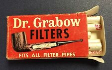 Dr Graybow Pipe Filter Box With Some Filters