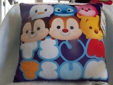 "Disney Tsum Tsum Stacked 12'x12"" Decorative Pillow"